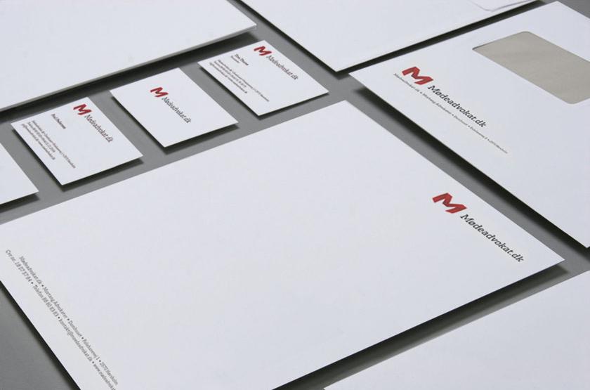 Mødeadvokat.dk – Mortang advokater. Udvikling af identitet.